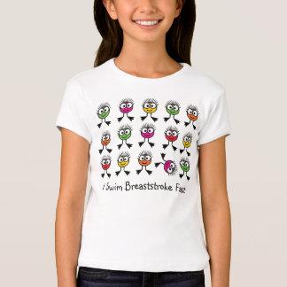 I Swim Breaststroke Fast T-Shirt