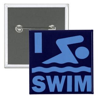 I Swim Button