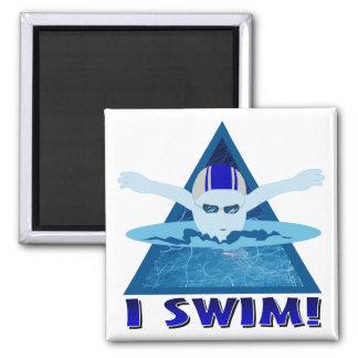 I Swim Magnet