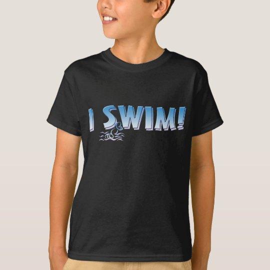 I Swim T-Shirt