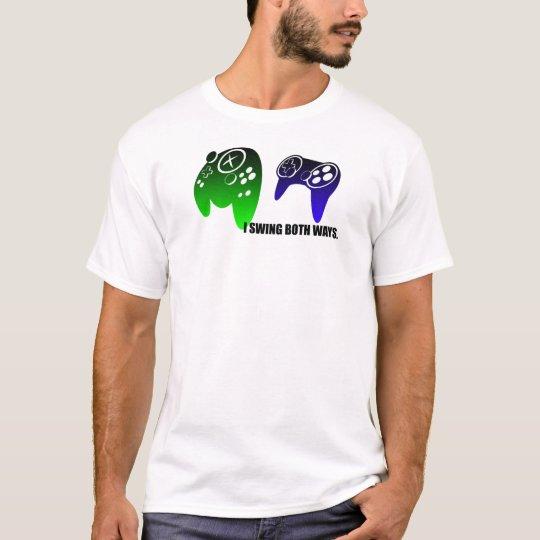 I swing both ways T-Shirt