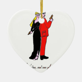 I T LIKE TO ME EITHER .PNG CERAMIC ORNAMENT