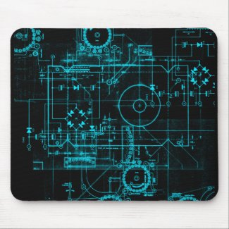 I.T Support Mousemat Mouse Pad