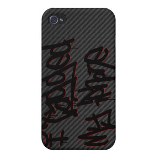 I tagged my iPhone graffitied case