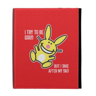 I Take After My Dad iPad Folio Case