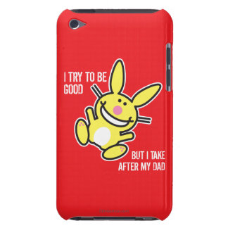 I Take After My Dad iPod Touch Case-Mate Case