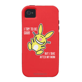 I Take After My Mom iPhone 4/4S Case
