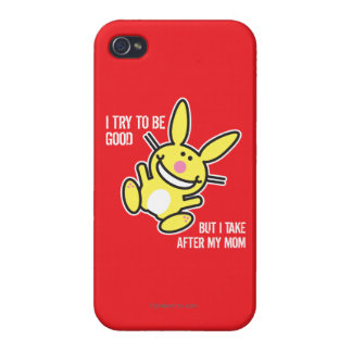 I Take After My Mom iPhone 4 Covers