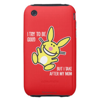 I Take After My Mom Tough iPhone 3 Cover