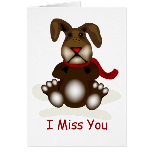 I tarjeta de felicitación de Srta. You Bunny