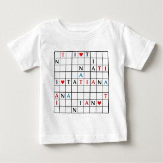 I♥TATIANA BABY T-Shirt