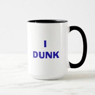 I taza de la clavada