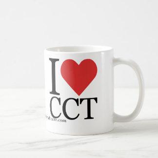 I taza del CCT del corazón