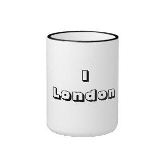I tazas de Londres