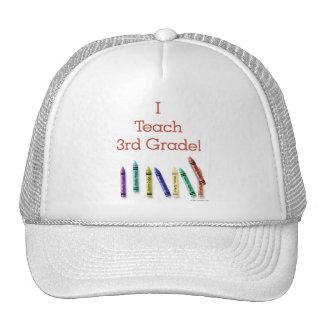 I Teach 3rd Grade Hat