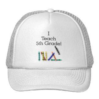 I Teach 5th Hats