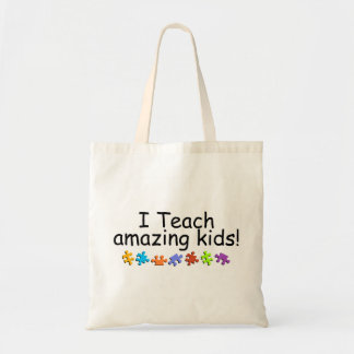 I Teach Amazing Kids (PP) Tote Bag