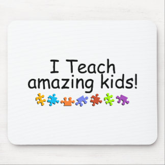 I Teach Amazing Kids (PP) Mouse Pad