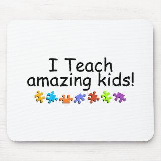 I Teach Amazing Kids (PP) Mouse Pad