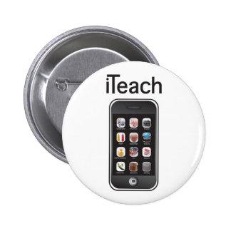 i teach button