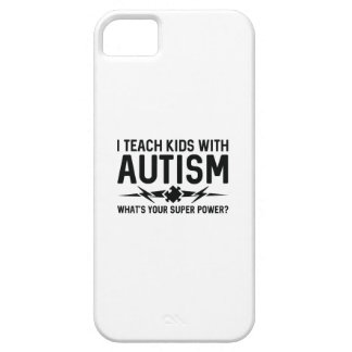 I Teach Kids With Autism iPhone SE/5/5s Case