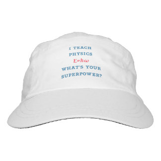 I Teach Physics What's Your Superpower? Hat