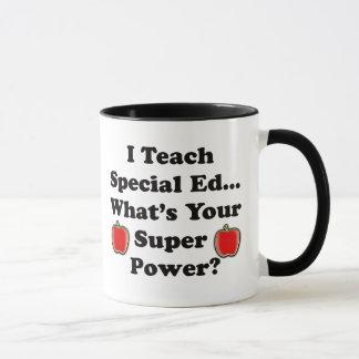 I Teach Special Ed. Mug