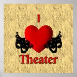I teatro del corazón poster