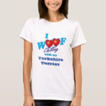 I tejido Yorkshire Terrier Playera