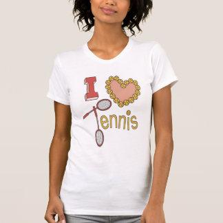 I tenis del corazón camiseta