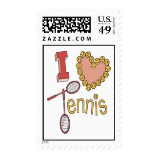 I tenis del corazón franqueo
