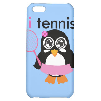 i Tennis Penguin Cover For iPhone 5C