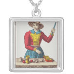 I The Magician, seven tarot cards Personalized Necklace