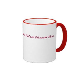 I think i'd snog Louis Coffee Mug