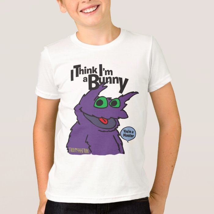 I Think I'm A Bunny T-Shirt