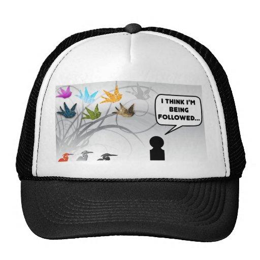 I Think I'm Being Followed Trucker Hat