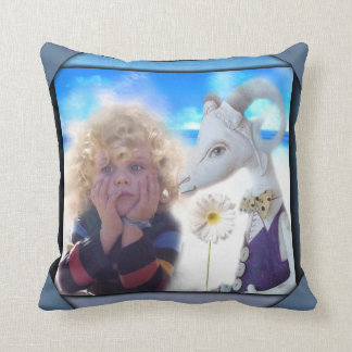 I Think I'm In Love Throw Pillow