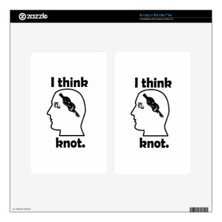 I think knot. kindle fire decals