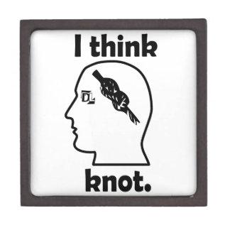 I think knot. premium gift boxes