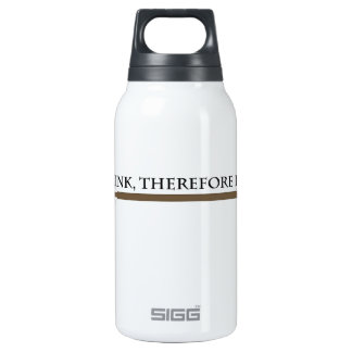 I Think, Therefore I Miss Thermos Bottle