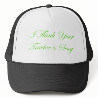 I Think Your Tractor Is Trucker Hat
