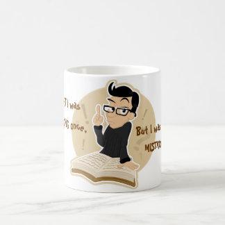 I THOUGHT mug