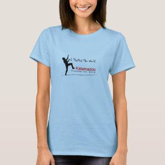 I Thrilled The World Kalamazoo 2012 Women's T T-Shirt