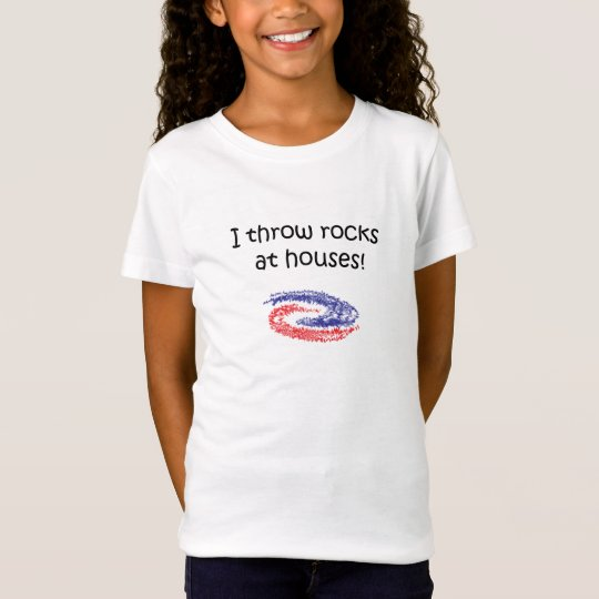 I Throw Rocks T-Shirt