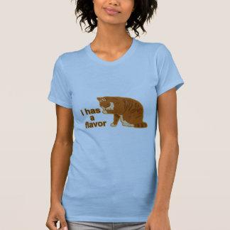 I tiene un sabor CAT de LOL Camiseta