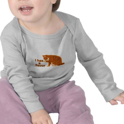 I tiene un sabor, CAT de LOL Camiseta