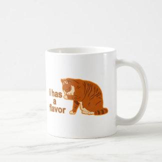 I tiene un sabor, CAT de LOL Taza Clásica