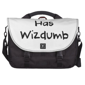 I tiene wizdumb bolsas para portatil
