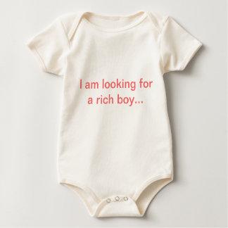 I to looking baby bodysuit