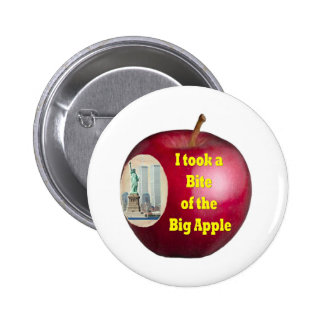I Took a Bite of the Big Apple by Rossouw Button